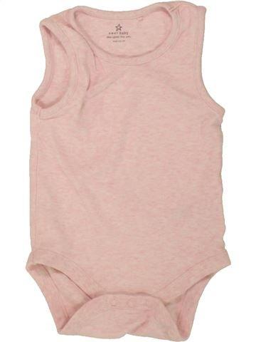 Camiseta sin mangas niña NEXT rosa 12 meses verano #1498867_1