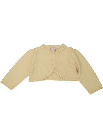 Chaleco niña MINI CLUB beige 9 meses invierno #1498898_1