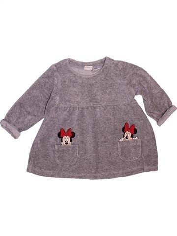 Robe fille H&M gris 6 mois hiver #1498938_1