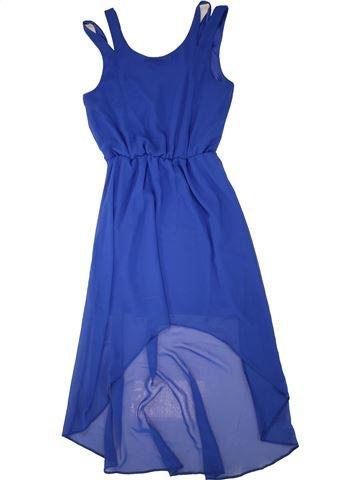 Robe fille NEW LOOK bleu 11 ans été #1499005_1