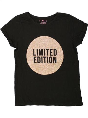 T-shirt manches courtes fille PRIMARK beige 12 ans été #1499113_1
