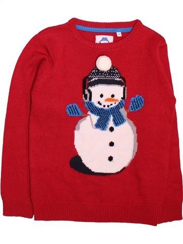 jersey unisex C&A rojo 8 años invierno #1499131_1