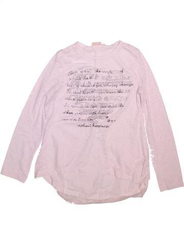 Camiseta de manga larga niña GIRLS violeta 10 años invierno #1499153_1