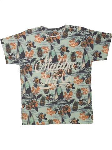 Camiseta de manga corta niño PRIMARK gris 8 años verano #1499155_1