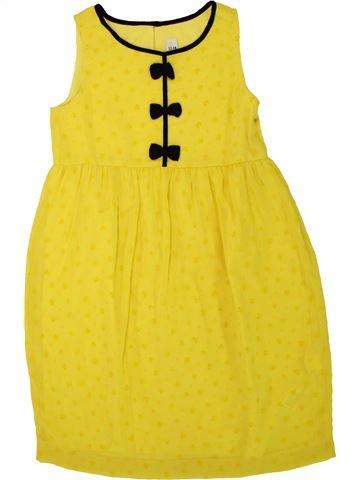 Vestido niña ZARA amarillo 14 años verano #1499162_1