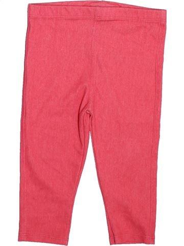 Legging niña F&F rosa 18 meses invierno #1499207_1