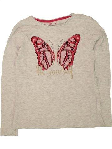 T-shirt manches longues fille PRIMARK beige 12 ans hiver #1499243_1