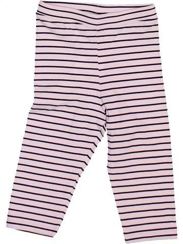 Legging niña TAPE À L'OEIL blanco 9 meses verano #1499245_1