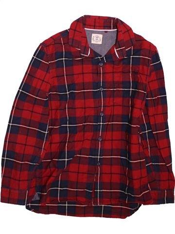 Camisa de manga larga niño NEXT marrón 10 años invierno #1499265_1