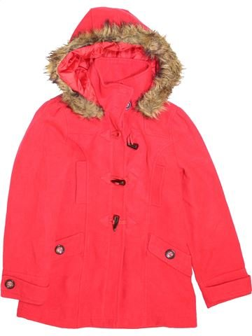 Abrigo niña PRIMARK rojo 11 años invierno #1499344_1