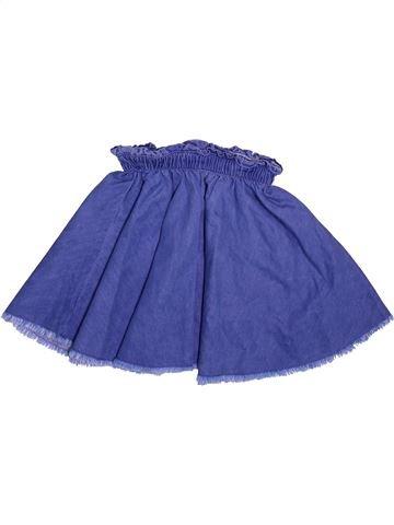 Falda niña TAPE À L'OEIL violeta 6 años verano #1499370_1