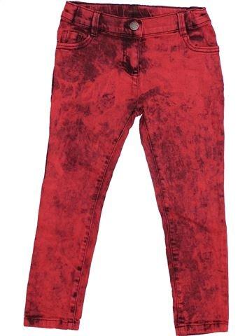 Tejano-Vaquero niña F&F rojo 6 años invierno #1499476_1