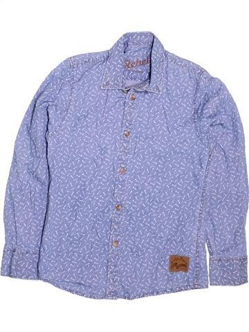 Camisa de manga larga niño PRIMARK azul 12 años invierno #1499502_1