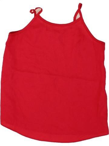 Camiseta sin mangas niña BAKER rojo 4 años verano #1499649_1