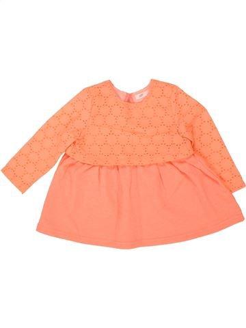 Vestido niña PEP&CO beige 18 meses verano #1499677_1