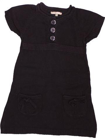 Vestido niña VYNIL FRAISE marrón 3 años invierno #1499757_1