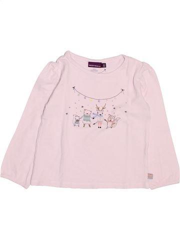 Camiseta de manga larga niña SERGENT MAJOR rosa 3 años invierno #1499771_1