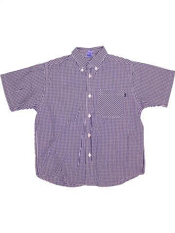 Camisa de manga corta niño JASPER CONRAN gris 8 años verano #1499846_1