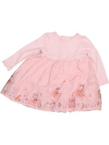 Vestido niña NEXT rosa 12 meses invierno #1499853_1