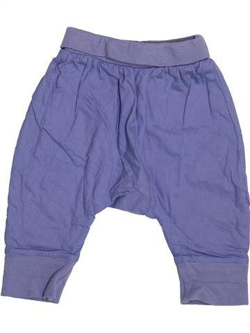 Sarouel garçon BOUT'CHOU violet 6 mois hiver #1499951_1