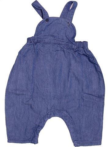Salopette fille BOUT'CHOU bleu 3 mois hiver #1499961_1