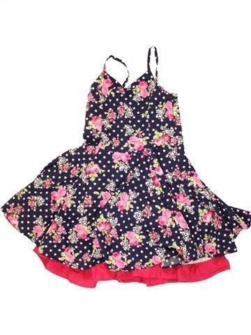 Robe fille MATALAN rose 7 ans été #1500064_1