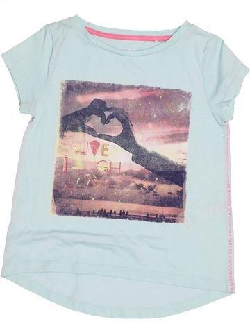 T-shirt manches courtes fille ESPRIT vert 11 ans été #1500113_1