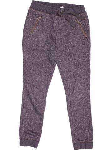 Pantalón niña NEXT gris 8 años invierno #1500178_1