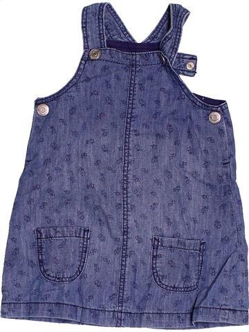 Vestido niña H&M azul 12 meses invierno #1500476_1