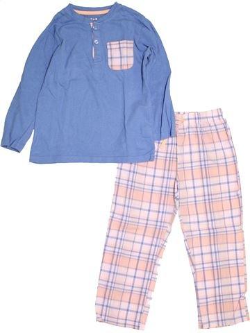 Pyjama 2 pièces garçon TAPE À L'OEIL bleu 6 ans hiver #1500595_1