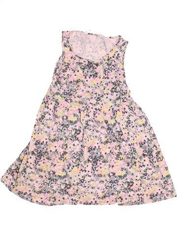 Robe fille H&M violet 8 ans été #1500644_1