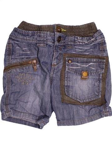 Short - Bermuda garçon CATIMINI bleu 18 mois été #1500835_1