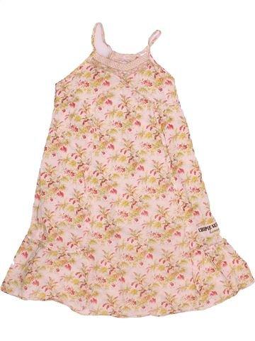 Vestido niña CHIPIE beige 8 años verano #1500873_1