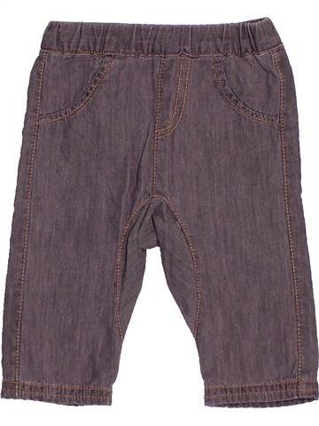 Pantalon garçon KIABI gris 3 mois hiver #1500896_1