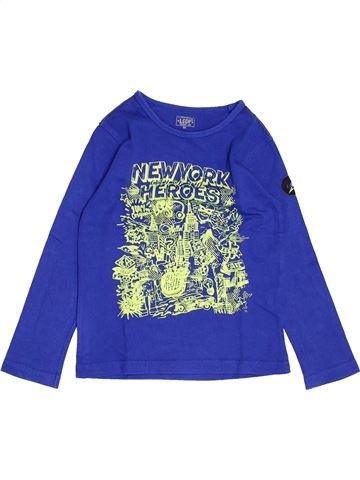 Camiseta de manga larga niño LA COMPAGNIE DES PETITS azul 5 años invierno #1501197_1