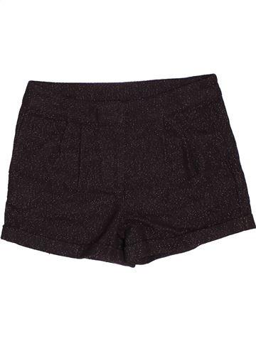 Short - Bermuda fille PRIMARK noir 12 ans hiver #1501494_1
