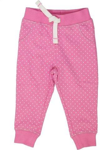 Pantalón niña MOTHERCARE rosa 18 meses invierno #1501550_1