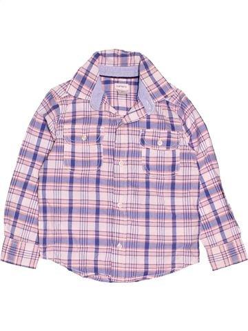 Camisa de manga larga niño CARTER'S rosa 4 años invierno #1501648_1