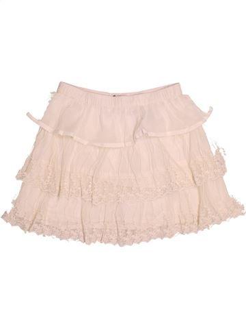Falda niña H&M beige 14 años verano #1501790_1