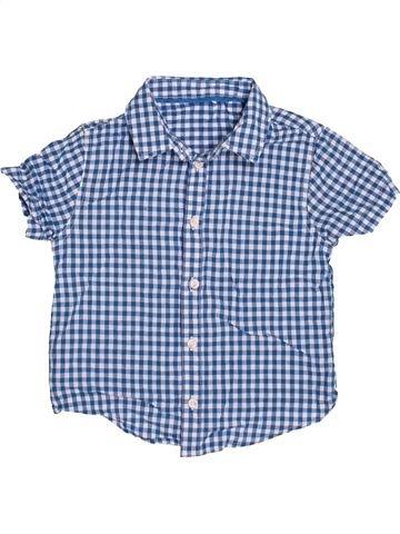 Camisa de manga corta niño MATALAN azul 3 años verano #1501811_1