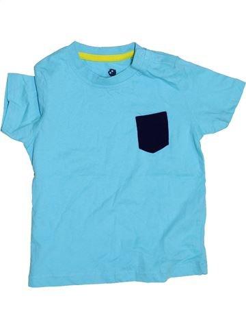 Camiseta de manga corta niño LUPILU azul 3 años verano #1501873_1