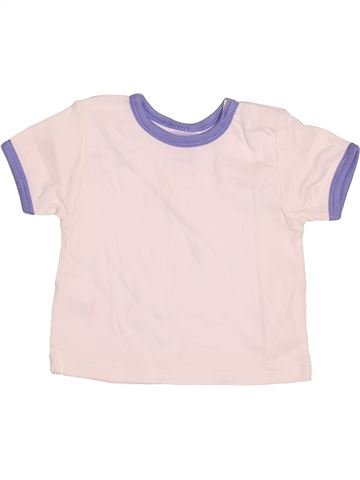 Camiseta de manga corta niño LADYBIRD blanco 3 meses verano #1502044_1