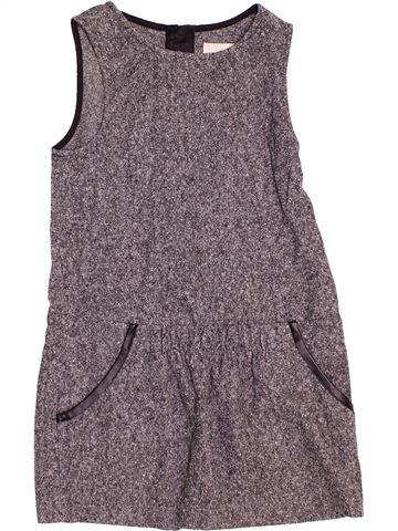 Vestido niña ZARA violeta 8 años invierno #1502186_1