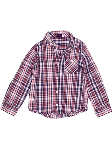 Camisa de manga larga niño SERGENT MAJOR violeta 5 años invierno #1502222_1