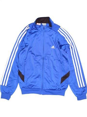 Sportswear garçon ADIDAS bleu 12 ans hiver #1502262_1