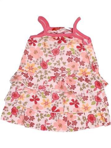Vestido niña LA REDOUTE CRÉATION rosa 3 años verano #1502385_1