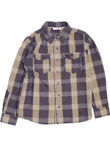 Camisa de manga larga niño NAME IT gris 8 años invierno #1502508_1