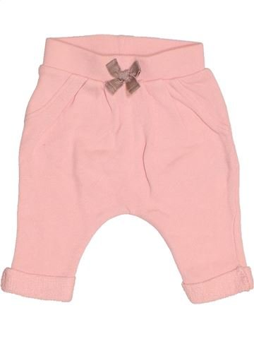 Sarouel fille F&F rose 3 mois hiver #1502788_1