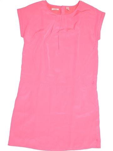 Vestido niña OKAIDI rosa 14 años verano #1502839_1