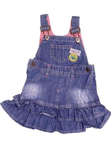 Vestido niña MOTHERCARE azul 12 meses invierno #1503062_1